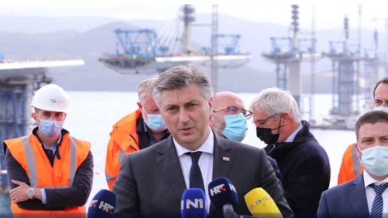 Premier Andrej Plenković (Foto: Ivo Cagalj / PIXSELL)