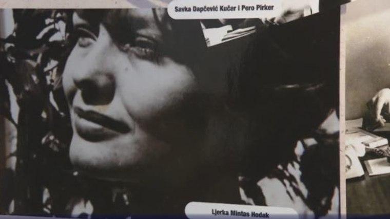 """Aus der Austellung """"50 Jahre kroatischer Frühling"""" (Foto: HTV / HRT)"""