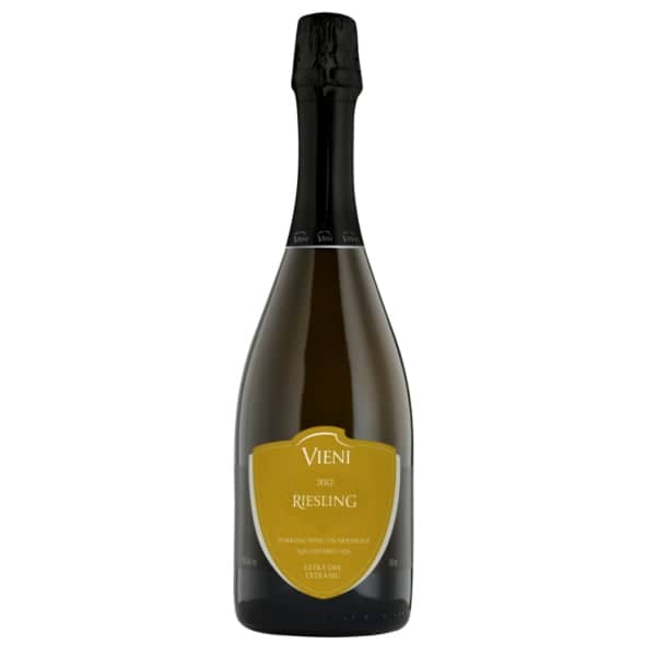 Canadian Sparkling Wine Vieni Estates Sparkling Riesling Glass Of Bubbly