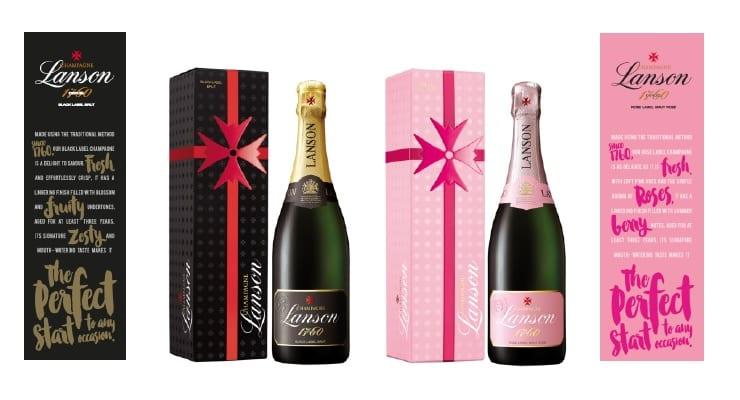 Champagne_Lanson_festive_bottles