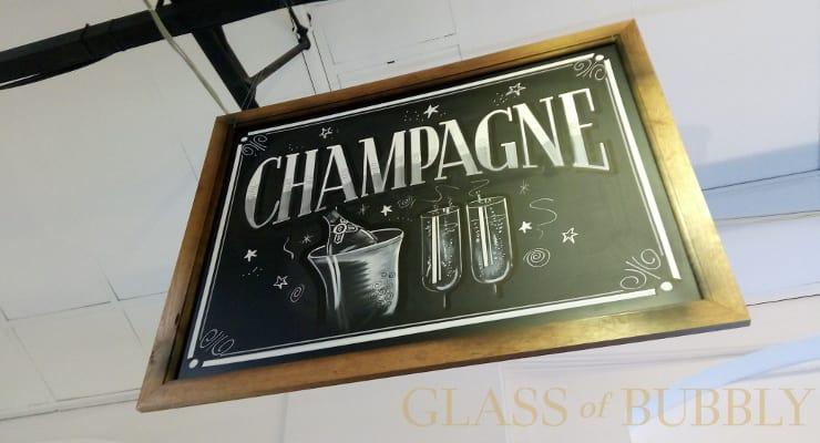 Champagnesign