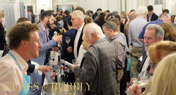 Wine tasting event london