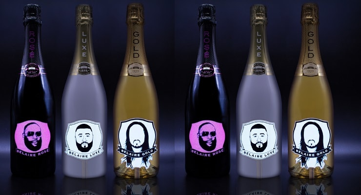 Glass of bubbly the home of champagne sparkling wine for Where can i buy belaire rose champagne