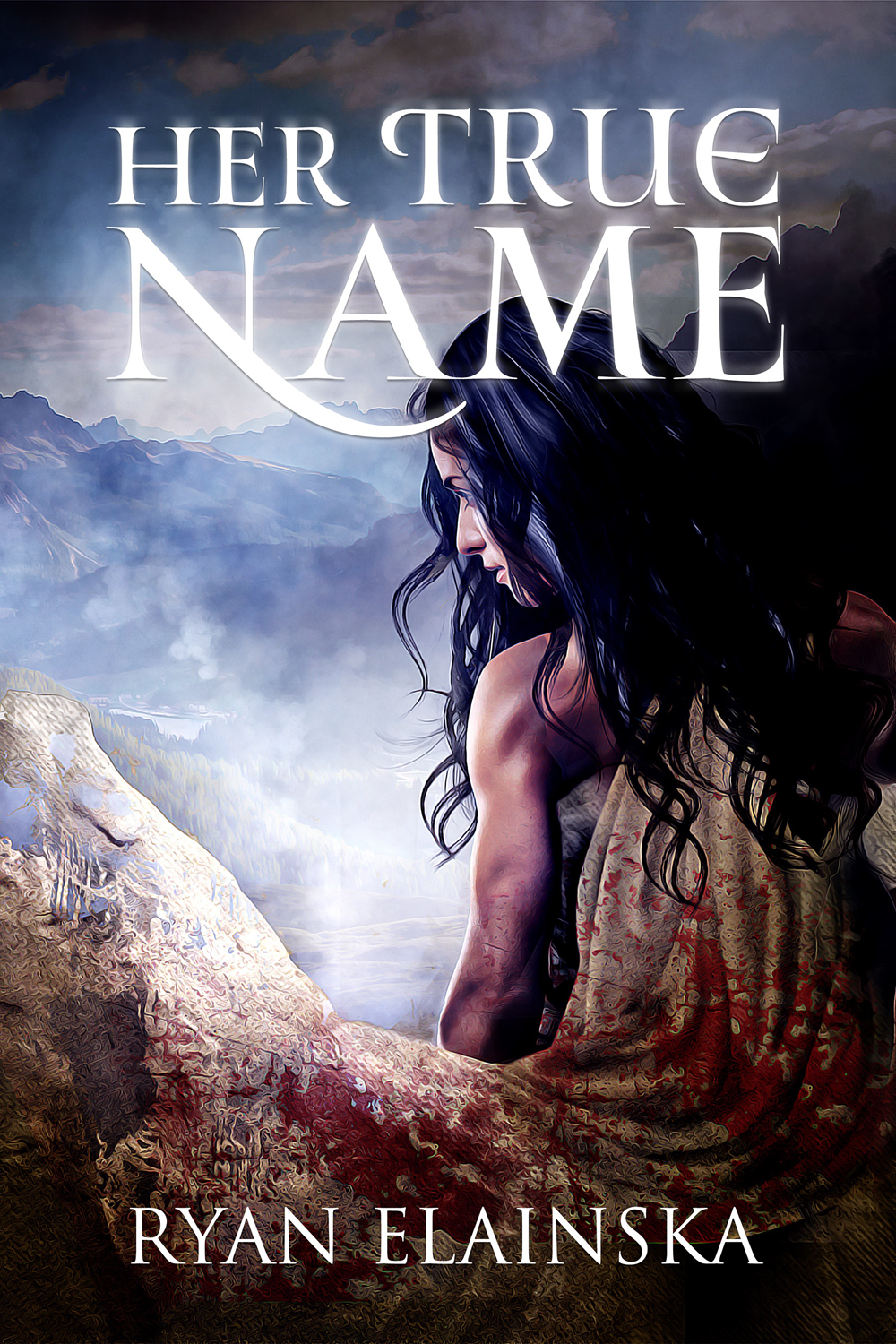 Her True Name book cover