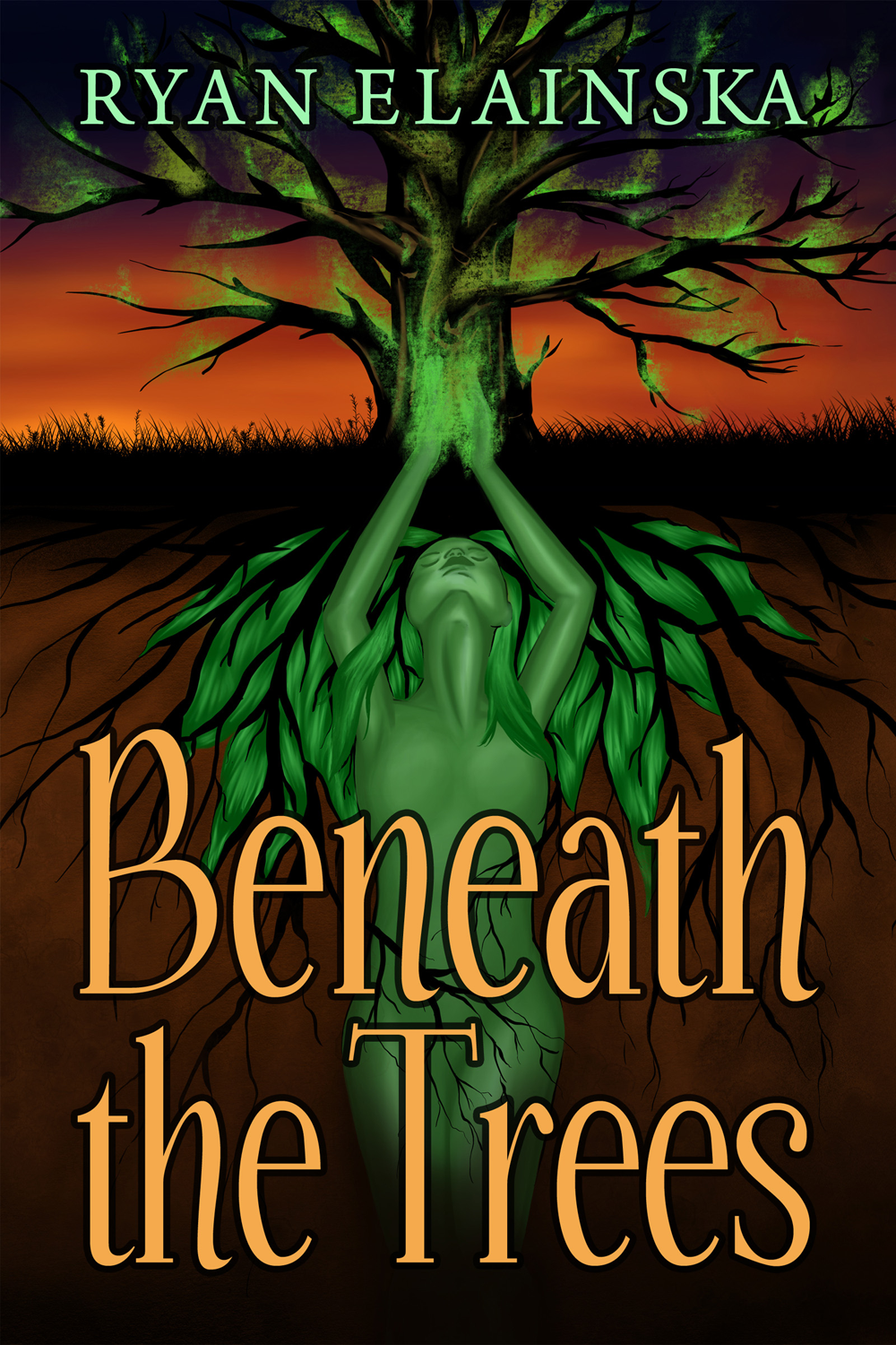 Beneath the Trees book cover