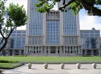 The Guanghua Building of Fudan University in Shanghai (Public domain)