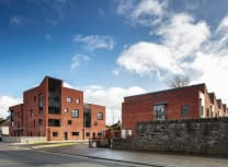 The Tooting Meadow social housing development in Drogheda, designed by McKevitt King Architects, won the Public Choice Award in the 2020 Irish Architecture Awards, organised by the Royal Institute of the Architects of Ireland (RIAI)