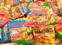 Haribo products (Tomnex/Dreamstime)