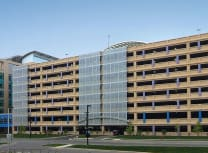 Children's Hospital of Wisconsin, where Boldt Company used OpenSpace to show construction progress (Boldt Company)