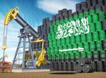 Saudi oil revenue has reportedly fallen by half in 2020 (Dreamstime)