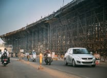 Construction in Goa, India (Ryhor Bruyeu/Dreamstime)