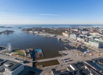 The South Harbour area (City of Helsinki)