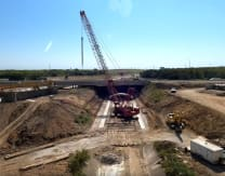 Culvert ops: Balfour Beatty rethinks hydraulic flow on Texas expressway