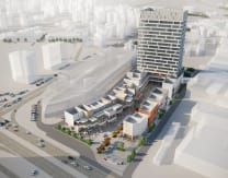 Kuwait's Al Andalus mixed-use scheme in Hawally District is 50% complete
