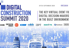 Going digital in the Age of Covid: Register now for our vital and free Digital Construction Summit