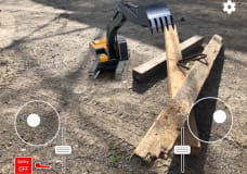 "Australian academic develops ""digital twin"" of a digger"