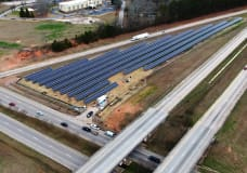 Bold shoulders: How America could boost solar power by 56% using idle highway land