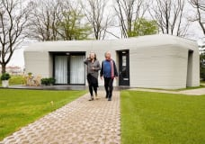 Boulder home: Tenants move into Netherlands' first printed house, inspired by the Flintstones