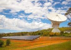 """欧洲航天局将在澳大利亚建造""""能探测火星上手机""""的天线"""