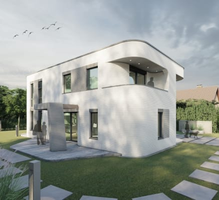 Germany prints its first house as Peri claims technique is market ready