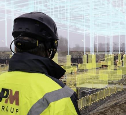 PM Group praises AR tech on major data centre in Denmark