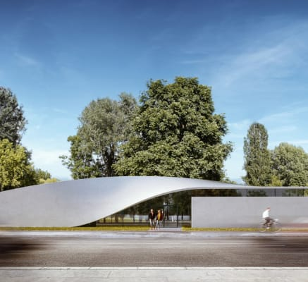 Lighter, stronger, greener: World's first 'carbon concrete' building completed