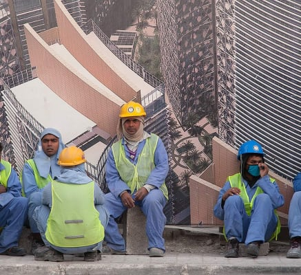 Qatar's new minimum wage law necessitates new labour contracts, law firm says