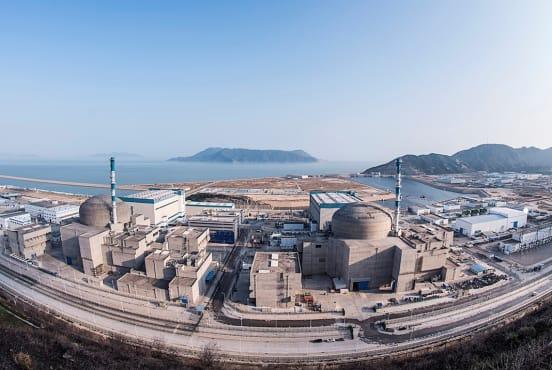 The Taishan nuclear power plant (EDF Energy/Public domain)