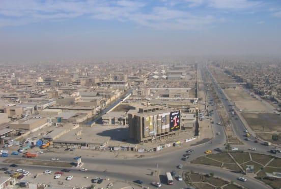 Sadr City, formerly known as Al-Thawra and Saddam City (US Army/Public domain)