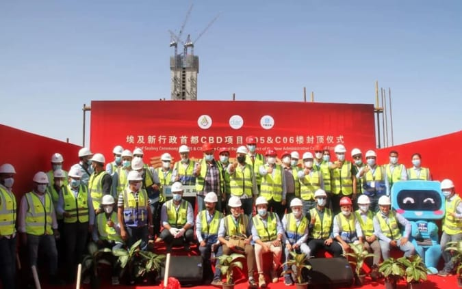 China State Construction announces 10% growth in contracts for 2020