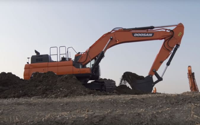 Doosan to sell equipment arm to try and repay $3bn emergency loan