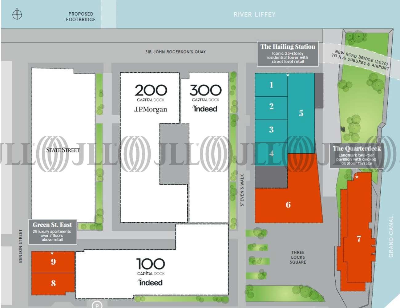 Retail Dublin 2,  - Unit 9, Capital Dock