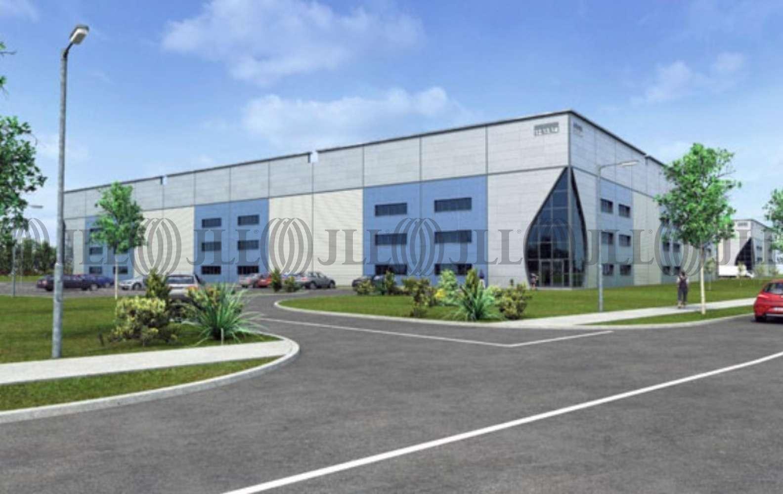 Industrial Dublin 15,  - A01 The Hub Logistics Park