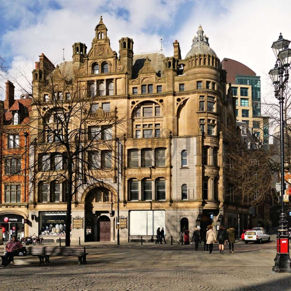 Office Manchester, M2 4DN - Northern Assurance Buildings