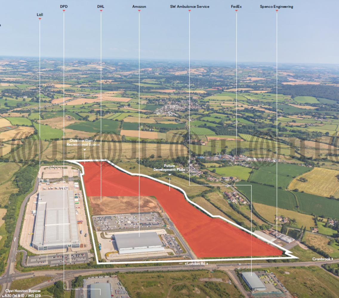 Land Exeter, EX5 2AL - Exeter Logistics Park