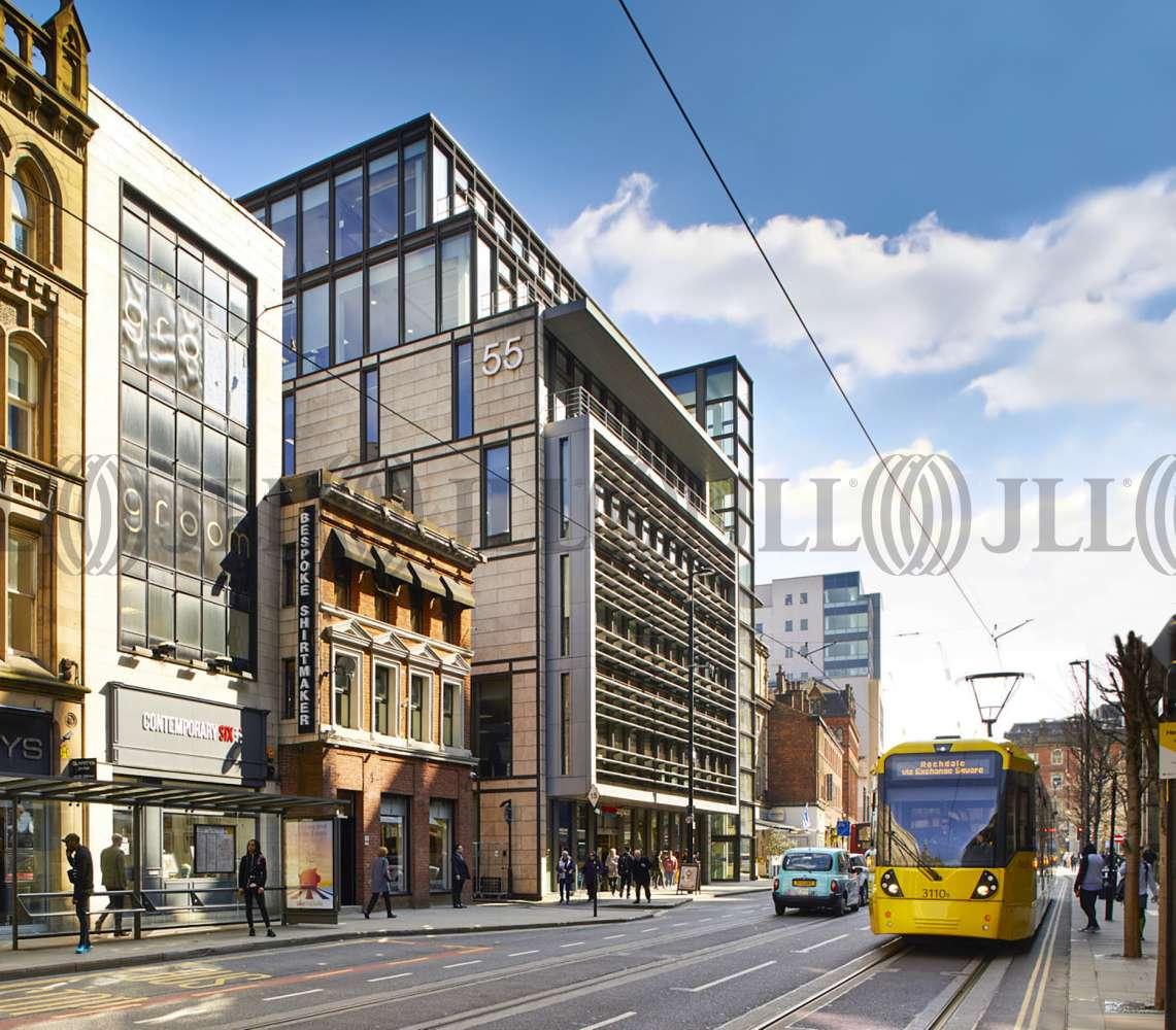 Office Manchester, M2 4EW - 55 Princess Street
