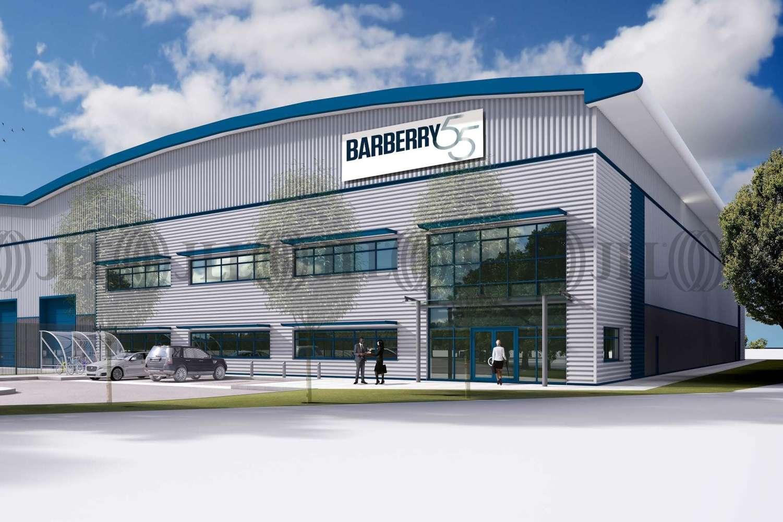 Industrial Wednesfield, WV11 1TB - Barberry 55