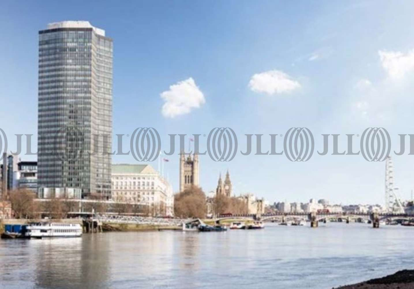 Office London, SW1P 4QP - Millbank Tower