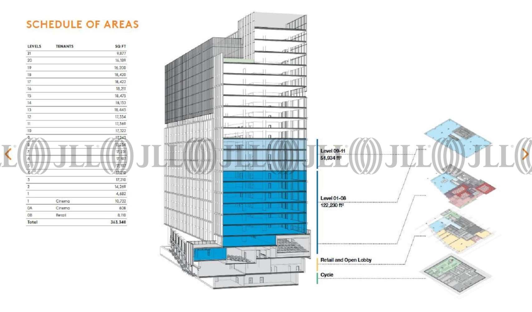 Office London, E20 2ST - The International Quarter S4
