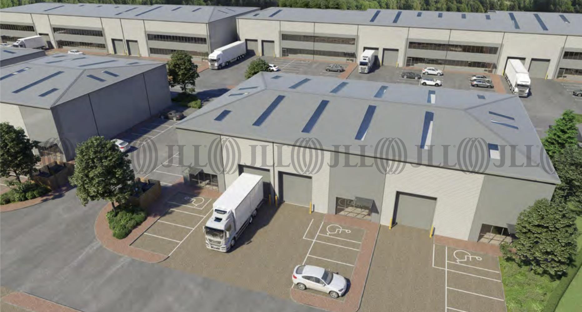 Industrial Amesbury, SP4 7EY - Helix Trade Park