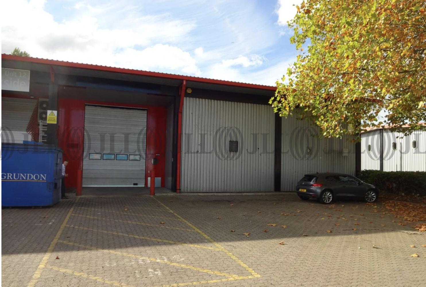 Industrial Leatherhead, KT22 7BA - Unit 13, Mole Business Park
