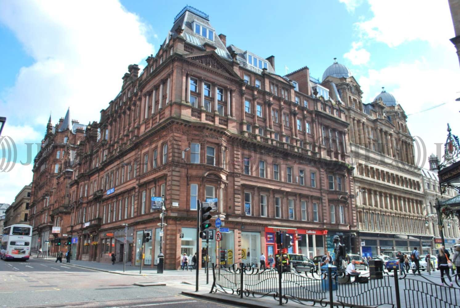 Office Glasgow, G2 6PH - The Standard Building