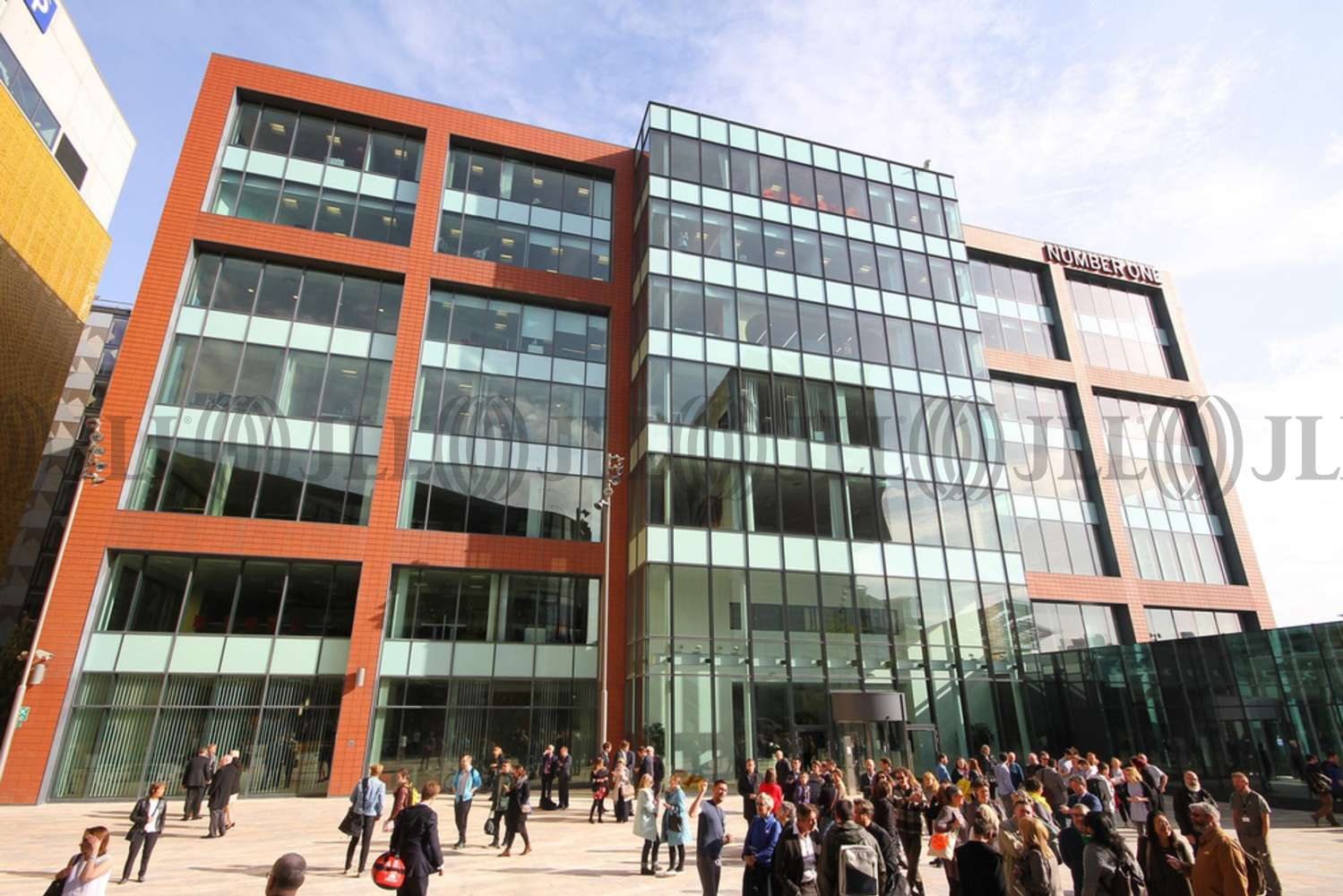 Office Manchester, M15 4FN - 1 Tony Wilson Place
