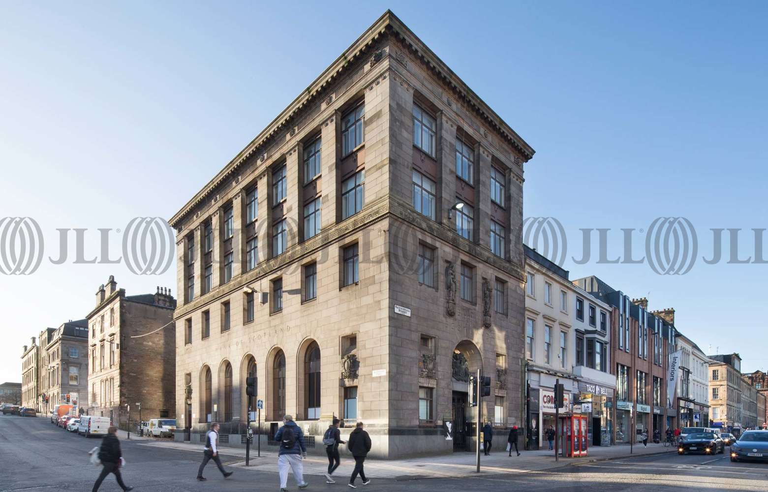 Office Glasgow, G2 4EN - 147 Blythswood Street