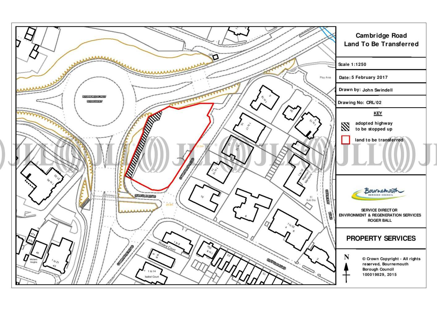 Land Bournemouth, BH4 - Prime Residential Development Opportunity