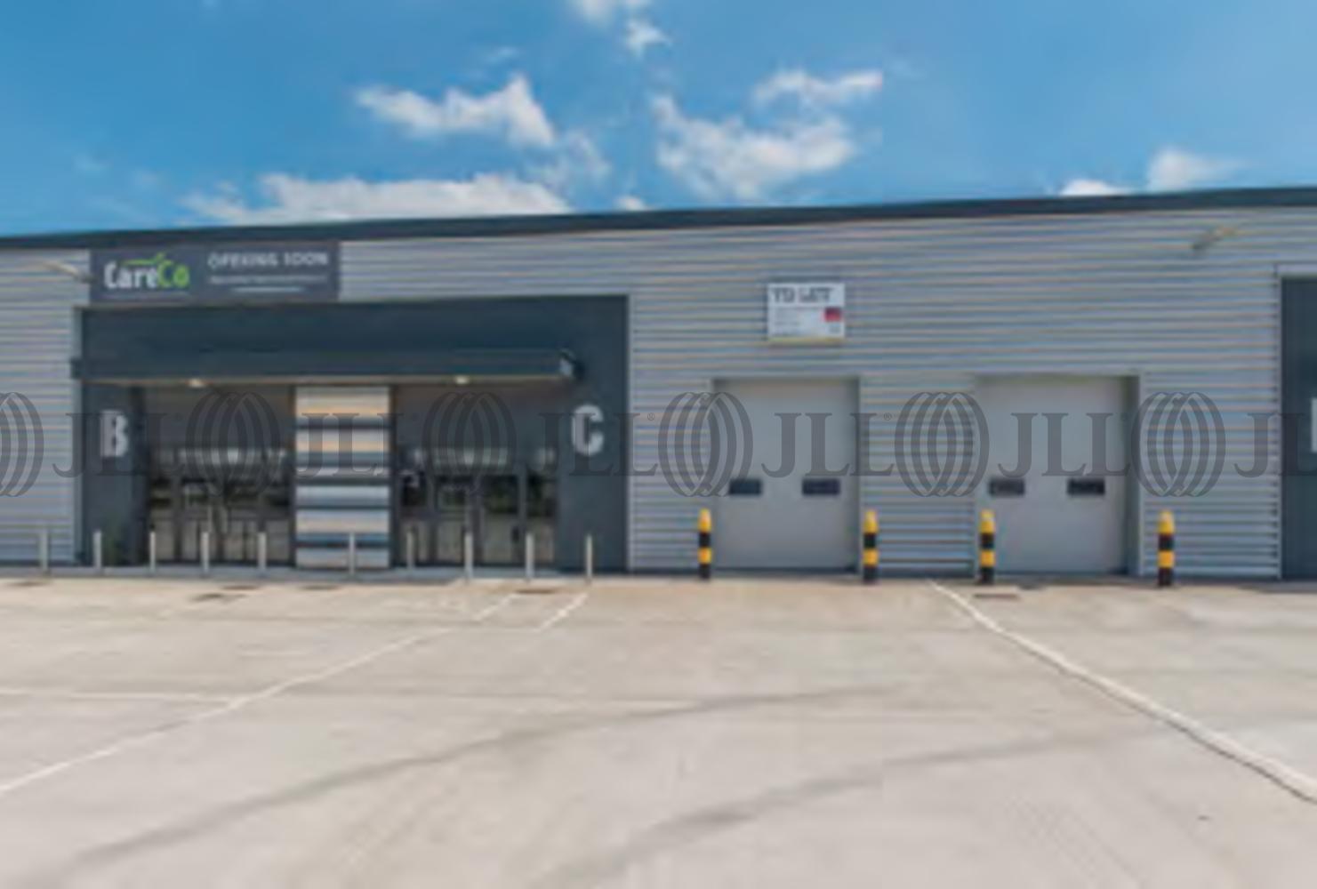 Industrial Bristol, BS34 7QB - Trade Unit C Horizon 38