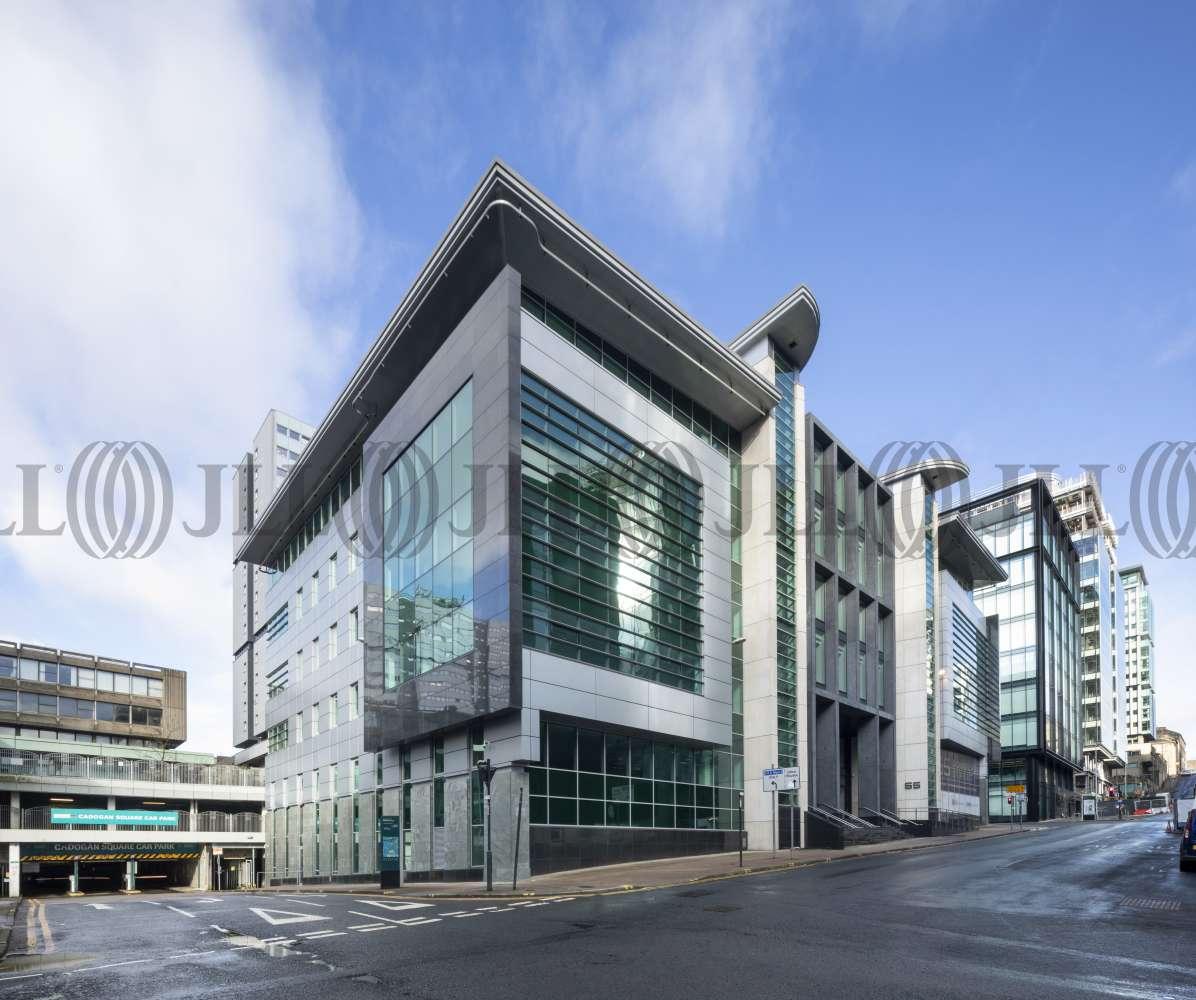 Office Glasgow, G2 7NP - 55 Douglas Street