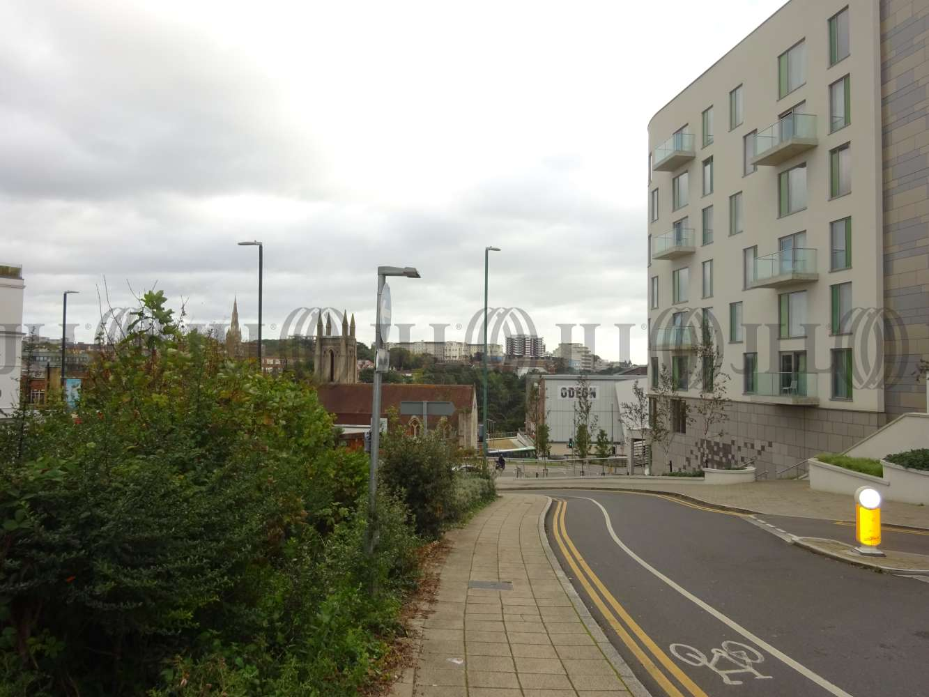 Land Bournemouth, BH2 5NW - Upper Terrace