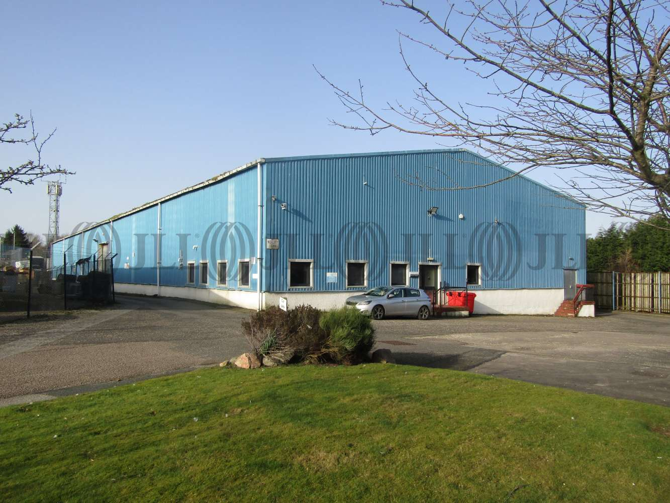 Industrial Aberdeen, AB23 8EF - Woodside Road