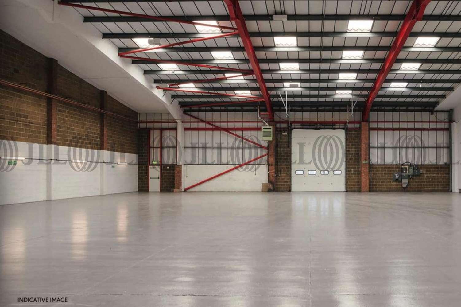 Industrial Bracknell, RG12 1RW - Unit 3 Western Trade Centre